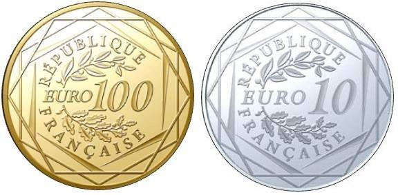 France 2016 UEFA €100 bBOTH