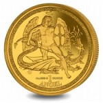 Isle of Man Launches Gold Angel One Ounce Bullion Coins