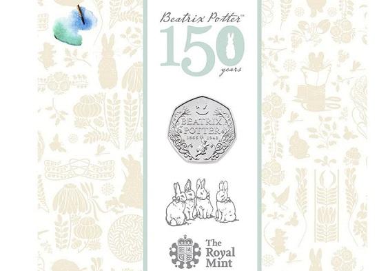 UK 2016 50 p Potter BU cSMALL