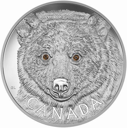 canada 2016 $250 spirit bear bSMALL