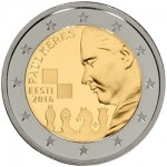 Estonia Honors Chess Master on New €2 Commemorative Coin
