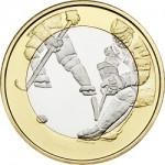 Finland Presents New Hockey Coin to Winners of World Junior Hockey Championships