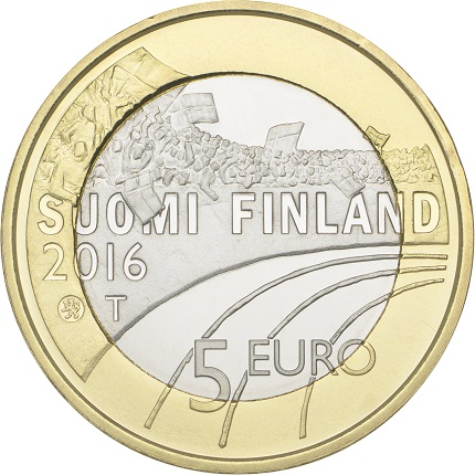 finland 2016 hockey sports 5€ bSMALL