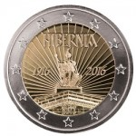 Ireland to Celebrate Centennial of Independence Proclamation with €2 Commemorative Coin