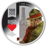 New Zealand Celebrates RSA Centennial on New Silver Crown Coin