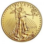 U.S. Mint Shares 2015 Bullion Sales Totals