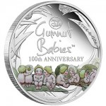 Perth Mint Coin Marks Centenary of May Gibbs's Classic, <i>Gamnut Babies</i>