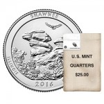 Now Available: 2016 Shawnee Quarter Products and Mark Twain Silver Dollars