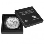 New at the Mint: 2016 Shawnee 5 oz. Silver Uncirculated Coin