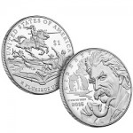 U.S. Mint Sales Report: 2016 Mark Twain Silver Dollars Debut