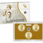 New at the Mint: 2016 Presidential Dollar Proof Set