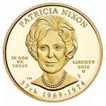 2016 Patricia Nixon First Spouse Gold Coins