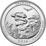 U.S. Mint Launches 2016 Shawnee National Forest Quarter