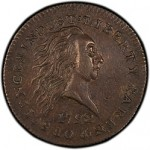 PCGS Analysis Confirms Two More Virtually Pure Copper Judd-2 1792 Pattern Cents
