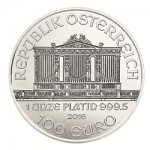 Austria Issues First-Ever Platinum Coins for Collector and Bullion Markets