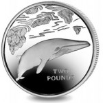 Pobjoy Mint Continues Marine Life Series With Minke Whale Crown Coin