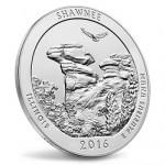 U.S. Mint Sales Report: ATB Proof Set, Shawnee 5 oz. Unc. Coin Debut
