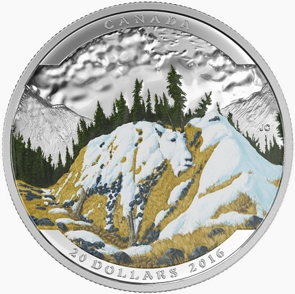 canada 2016 mountain goat bSMALL