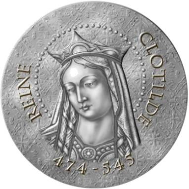 france 2016 €10 clotilde a 1