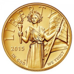 U.S. Mint Sales Report: American Liberty HR Gold Coin Sells Out