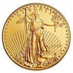 U.S. Mint Sales Report: Solid Opening for 2016 Gold Eagle Uncirculated Coin