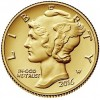 U.S. Mint Sales Report: 5K Gold Mercury Dimes Left After Adjustment