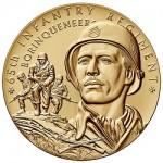 U.S. Mint Releases Borinqueneers Bronze Medals