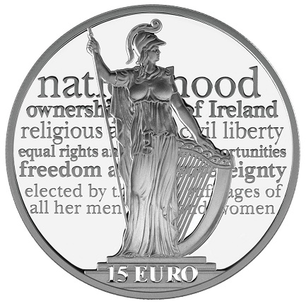Ireland 2016 easter rising silver aSMALL