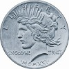 De Francisci's Peace Dollar Obverse