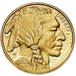 2015 Gold Buffalo Proof Coin Sells Out With Lowest Mintage in Series