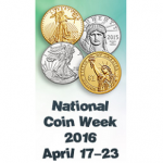 U.S. Mint Shares Schedule of Activities for National Coin Week