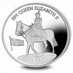 British Overseas Territories Issue Collection of Crown Coins in Celebration of Queen's 90th Birthday