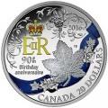 canada 2016 $1 birthday coin bTINY