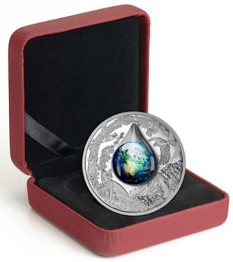 canada 2016 $20 mother earth dMSALL