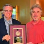 ANA Recognizes David Crenshaw for Service to Numismatic Hobby