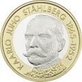 finland 2016 €5 stahlberg aTINY