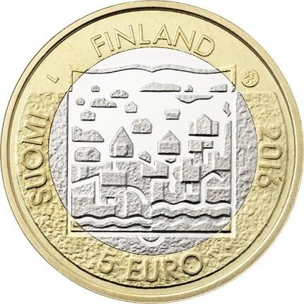 finland 2016 €5 stahlberg bSMALL