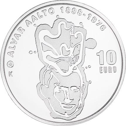 finland 2016 europa series €10 aSMALL