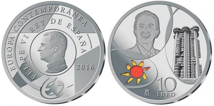 spain 2016 €10 europa a (1)BOTH