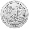 Now Available: 2016 Cumberland Gap 5 oz. Silver Uncirculated Coin