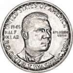 Booker T. Washington Commemorative Half Dollar