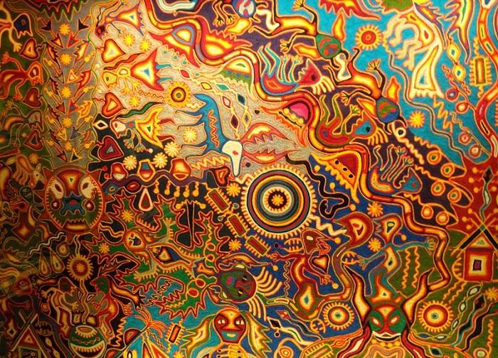 Arte_del_Pueblo_Huichol CC Juan Carlos Fonseca MataSMALL