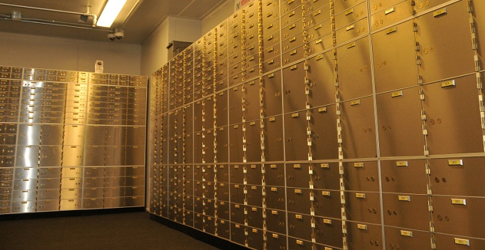 Safe Deposit BoxesSMALL