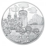 "Austria Issues Final Coin in Popular ""Austria by its Children"" Series"