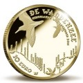 netherlands 2016 10€ wadden bTINy