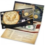 U.S. Mint Shares Info on the 2016 American $1 Coin and Currency Set