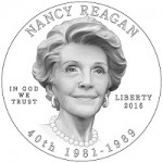 Nancy Reagan First Spouse Gold Coins and Other Products Get July Release Dates