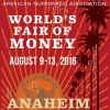 American Numismatic Association Shares Info on World's Fair of Money Social Events