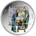 """Latest Silver Coin is Canada's """"National Heroes"""" Series Pays Homage to Paramedics"""