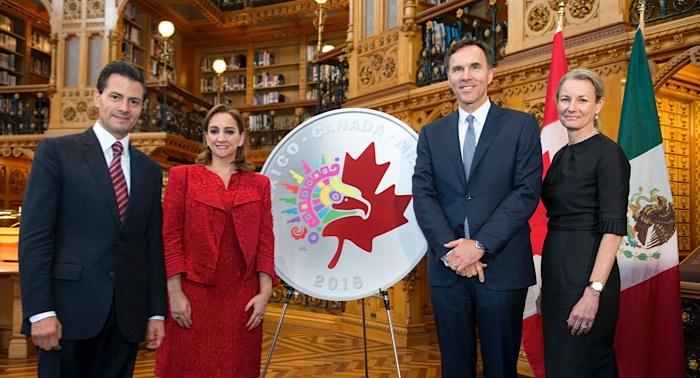 Official Photo Cda-Mexico MedallionSMALL
